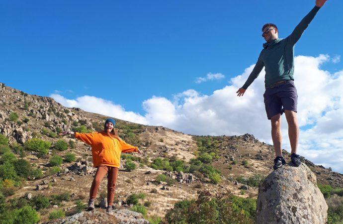 Wie deutsche und rumänische Natur Guides gemeinsam trainieren